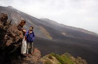 Etna craters